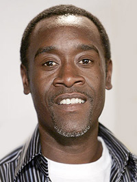 Book Don Cheadle for your next corporate event, function, or private party.