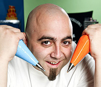 Book Duff Goldman for your next corporate event, function, or private party.