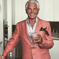 Book George Hamilton for your next corporate event, function, or private party.