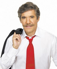 Book Geraldo Rivera for your next corporate event, function, or private party.