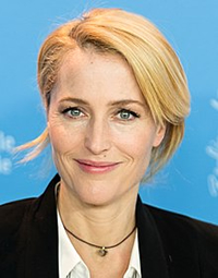 Book Gillian Anderson for your next corporate event, function, or private party.
