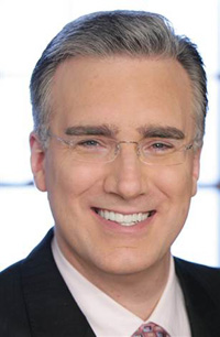 Book Keith Olbermann for your next corporate event, function, or private party.