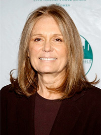 Book Gloria Steinem for your next corporate event, function, or private party.