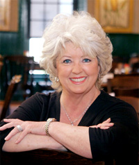 Book Paula Deen for your next corporate event, function, or private party.