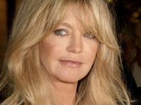 Hire Goldie Hawn as