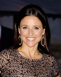 Book Julia Louis-Dreyfus for your next corporate event, function, or private party.