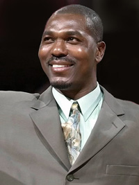 Book Hakeem Olajuwon for your next corporate event, function, or private party.