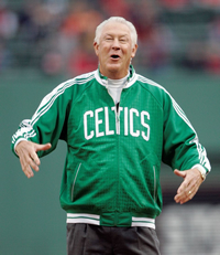 Book John Havlicek for your next corporate event, function, or private party.