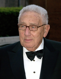 Book Henry Kissinger for your next corporate event, function, or private party.