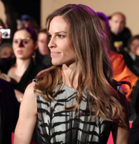 Book Hilary Swank for your next corporate event, function, or private party.