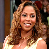 Book Holly Robinson Peete for your next corporate event, function, or private party.