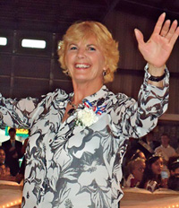 Book Jackie Mayer for your next corporate event, function, or private party.