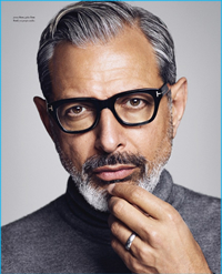 Book Jeff Goldblum for your next corporate event, function, or private party.