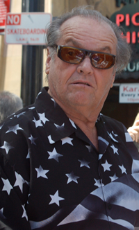 Book Jack Nicholson for your next corporate event, function, or private party.