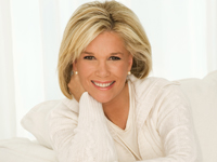 Book Joan Lunden for your next corporate event, function, or private party.