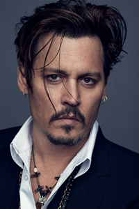 Book Johnny Depp for your next corporate event, function, or private party.