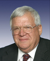 Book J. Dennis Hastert for your next corporate event, function, or private party.