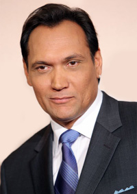 Book Jimmy Smits Cynthia Pett-Dante for your next corporate event, function, or private party.