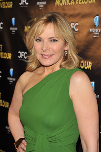 Book Kim Cattrall for your next corporate event, function, or private party.
