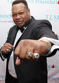 Book Larry Holmes for your next corporate event, function, or private party.