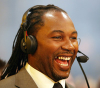 Book Lennox Lewis for your next corporate event, function, or private party.