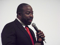 Book Les Brown for your next corporate event, function, or private party.
