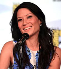 Hire Lucy Liu as