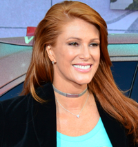 Book Angie Everhart for your next corporate event, function, or private party.