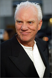 Book Malcolm McDowell for your next corporate event, function, or private party.