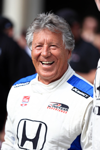 Hire Mario Andretti as