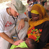Book Doctors Without Borders for your next corporate event, function, or private party.