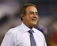 Book Al Michaels for your next corporate event, function, or private party.