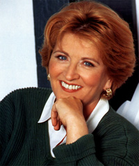 Book Fannie Flagg for your next corporate event, function, or private party.