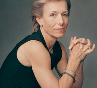 Book Martina Navratilova for your next corporate event, function, or private party.