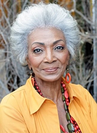 Book Nichelle Nichols for your next corporate event, function, or private party.