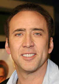 Book Nicolas Cage for your next corporate event, function, or private party.