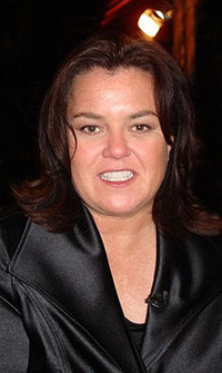 Book Rosie O'Donnell for your next corporate event, function, or private party.