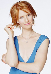 Book Cynthia Nixon for your next corporate event, function, or private party.