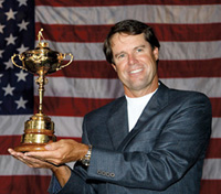 Book Paul Azinger for your next corporate event, function, or private party.