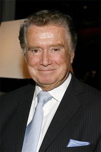 Book Regis Philbin for your next corporate event, function, or private party.