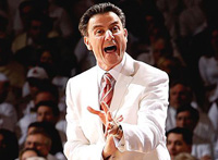 Book Rick Pitino for your next corporate event, function, or private party.