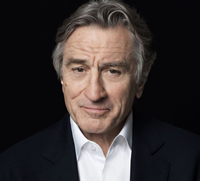 Book Robert De Niro for your next corporate event, function, or private party.