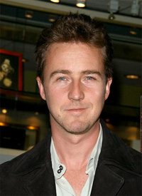 Book Edward Norton for your next corporate event, function, or private party.