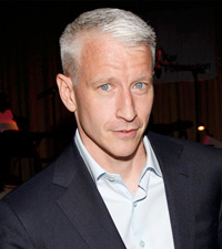 Hire Anderson Cooper as