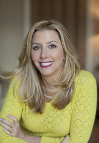 Book Sara Blakely for your next corporate event, function, or private party.