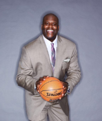 Hire Shaquille O'Neal as