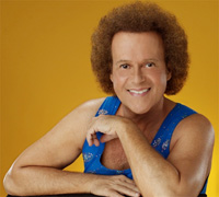 Book Richard Simmons for your next corporate event, function, or private party.