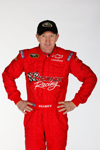Book Bill Elliott for your next corporate event, function, or private party.