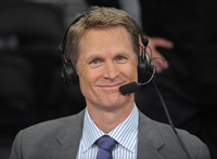 Book Steve Kerr for your next corporate event, function, or private party.
