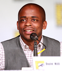 Book Dule Hill for your next corporate event, function, or private party.